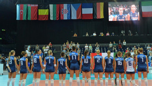 Europei volley rosa 2013