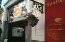 Fiumi di birra e specialità di carne al Salm Brau di Vienna