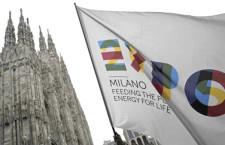 Il Duomo di Milano simbolo dell'Expo 2015